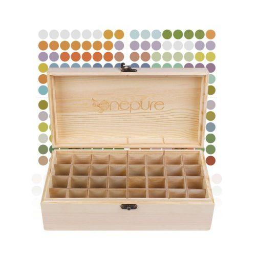 Essential Oil Storage Box1