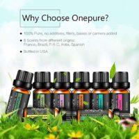 8 Bottles oil6